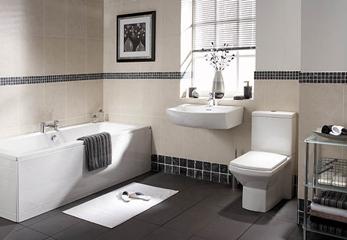функциональная ванная комната