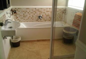 Как может выглядеть обновленная ванная