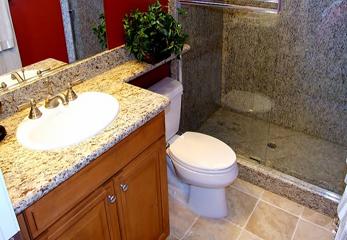 Косметический ремонт ванной
