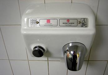 Механическая сушилка для рук