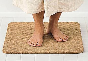 Мягкий коврик для ног
