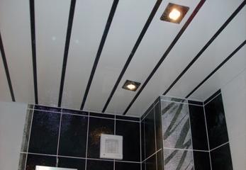 Панели на потолок