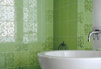 Плитка на стену в ванной