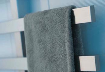 Простой и удобный полотенцесушитель