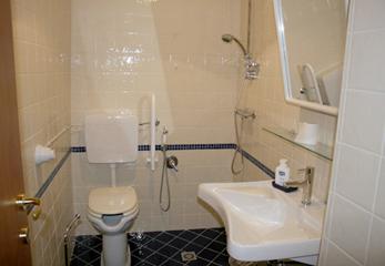 Ванная комната для ограниченных в движении людей
