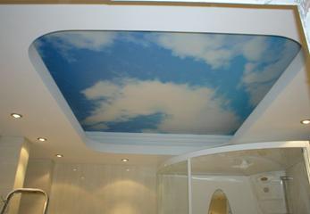 Пленка на потолок