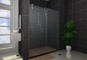 Вход в душ