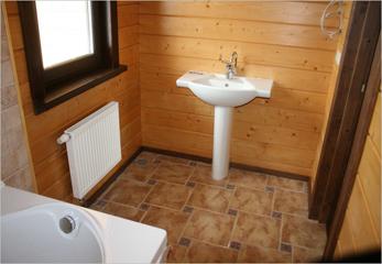 Делаем ванную в деревянном доме