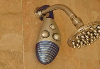 Радио с душем