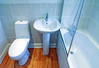 Совмещенный санузел в ванной