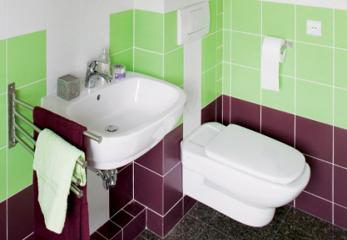 Ванная комната в типичной брежневке