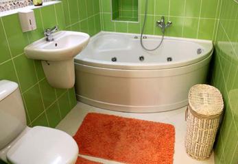 Ванная комната в брежневке